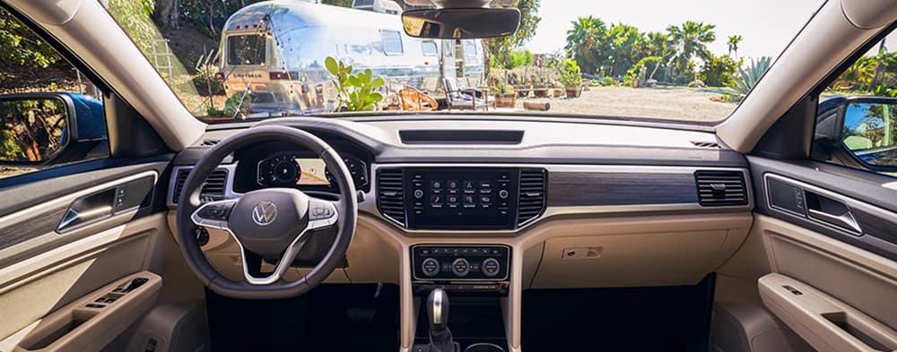 بررسی خودرو اطلس از فولکس واگن: بهترین همراه خانواده