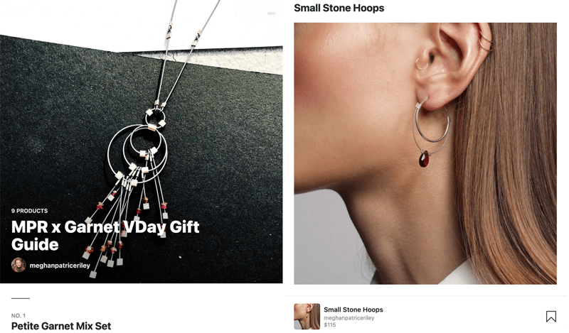 instagram guide for gifts 1 800