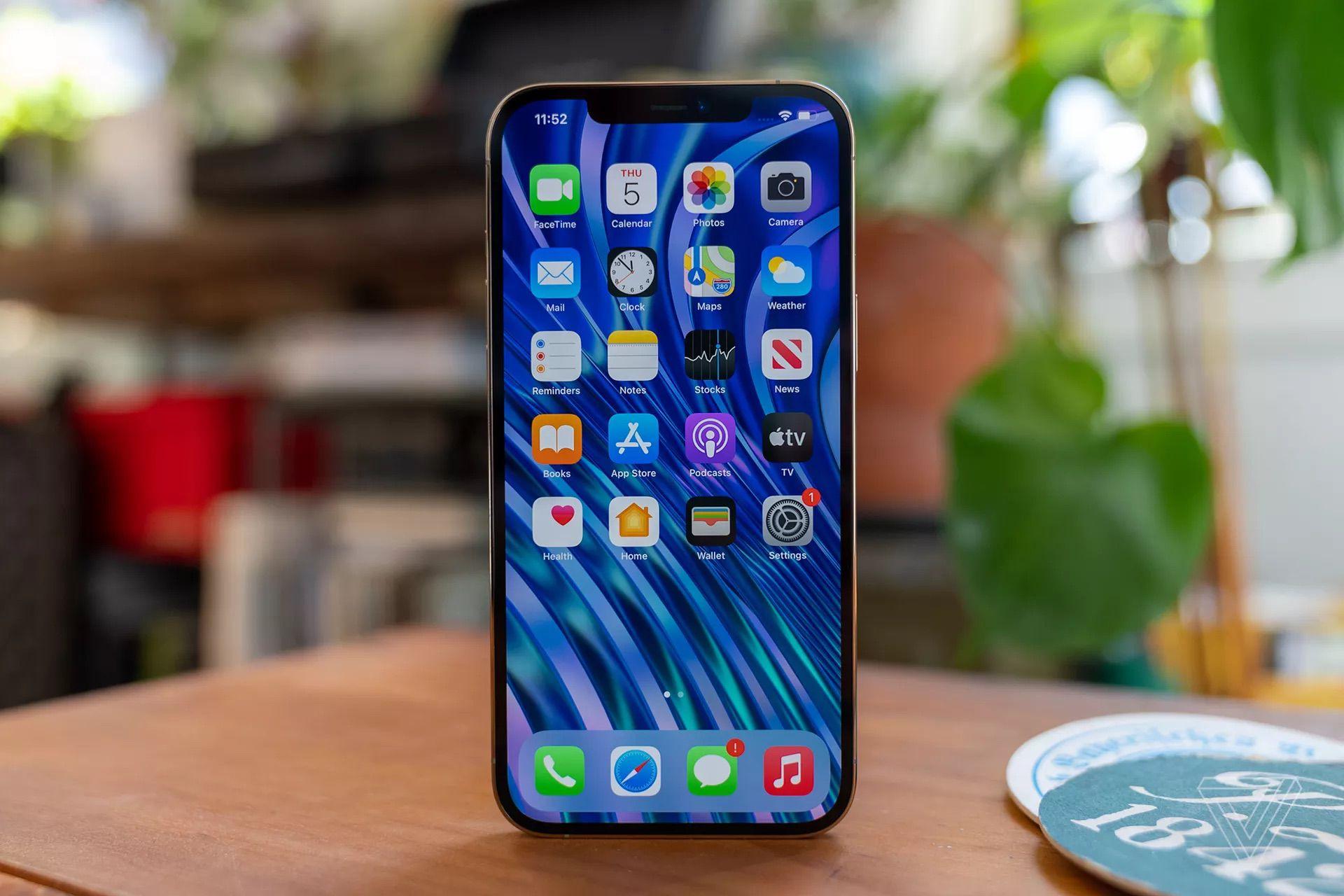 iphone 12 pro max verge