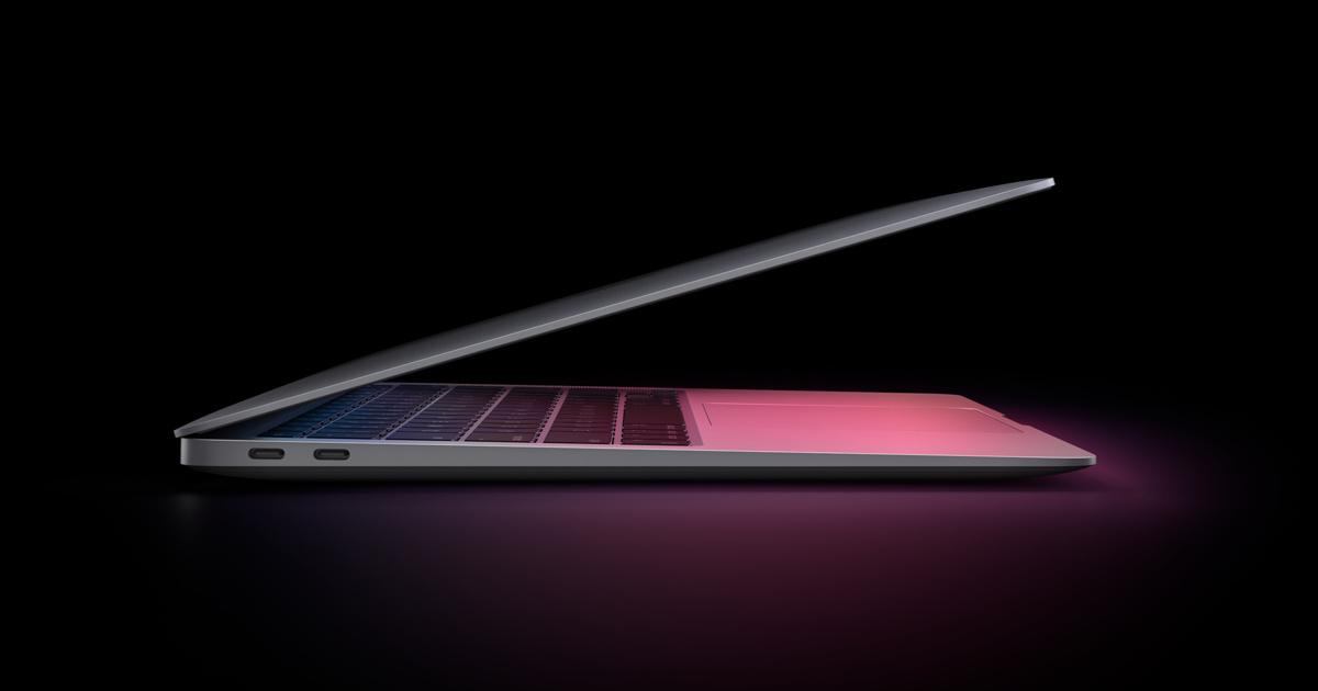 macbook air og 202011