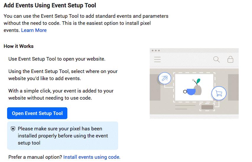 اضافه کردن رویدادها