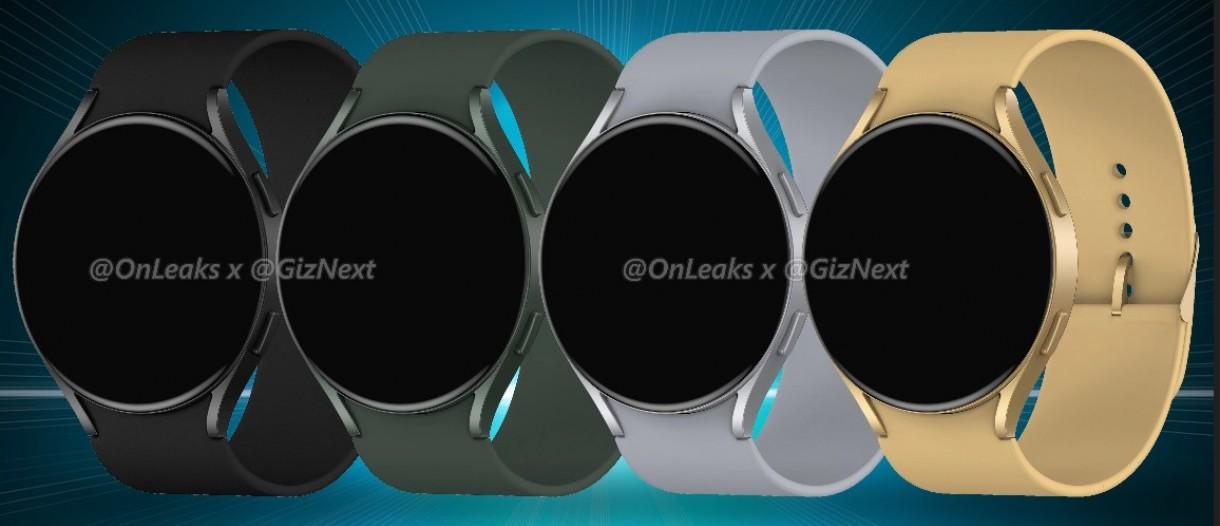 اولین تصاویر ساعت هوشمند گلکسی واچ اکتیو 4 چه اطلاعاتی به ما میدهند؟
