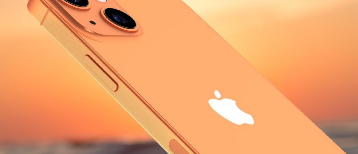 اپل امسال از کدام رنگ جدید با آیفون 13 رونمایی خواهد کرد؟