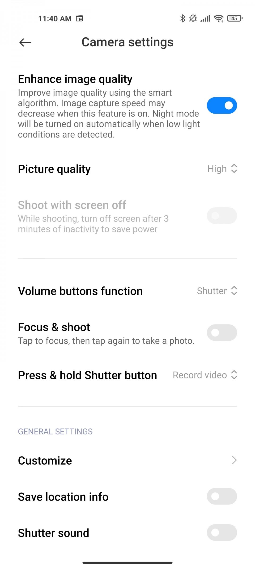 بررسی کامل و تخصصی گوشی می 11 اولترا شیائومی 106