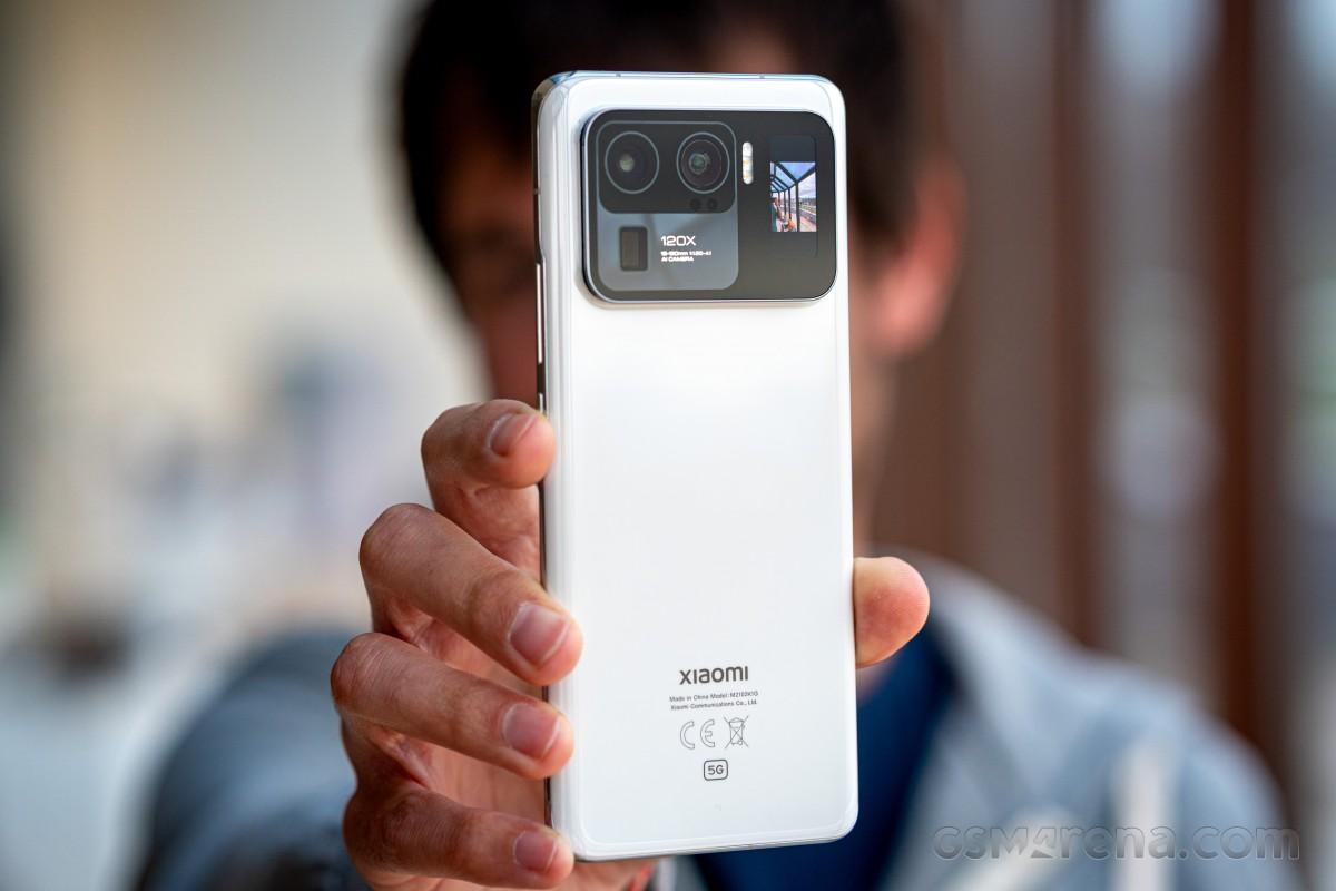بررسی کامل و تخصصی گوشی می 11 اولترا شیائومی 55