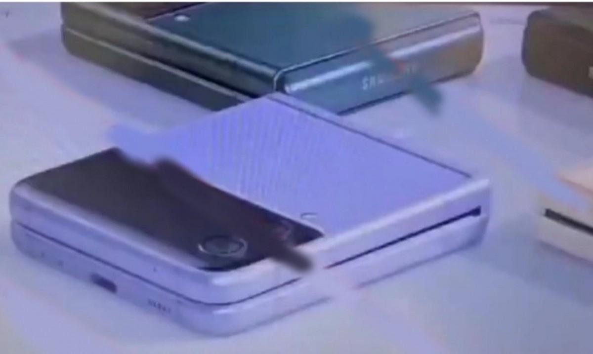 تولید انبوه گوشی گلکسی زد فلیپ 3 سامسونگ شروع شده است