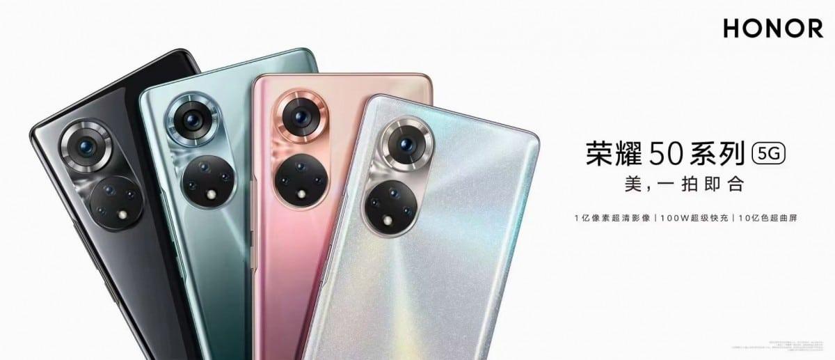 تیزرهای تبلیغاتی رسمی دوربین گوشی آنر 50 را به تصویر کشیدند