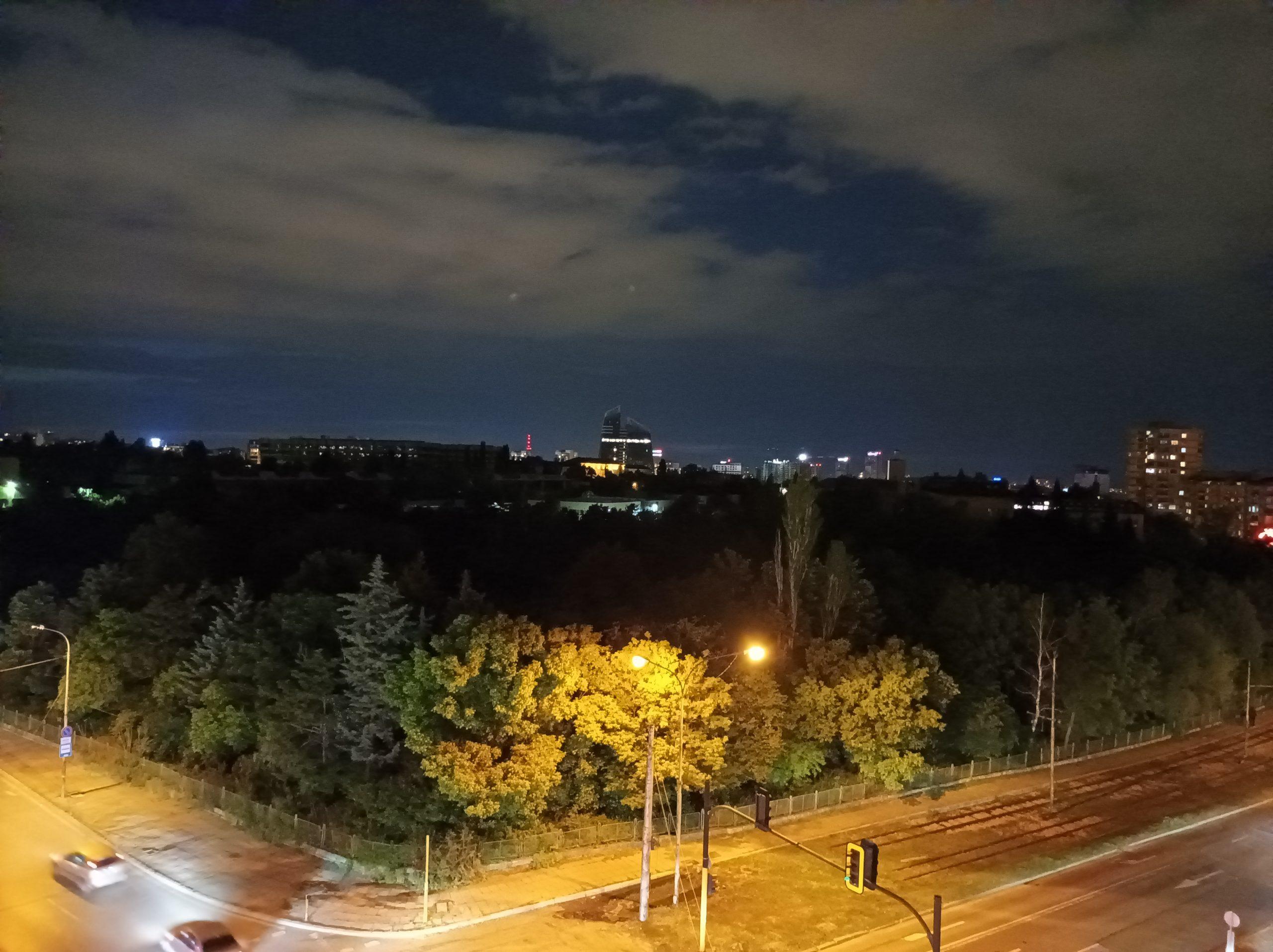 دوربین اصلی در شب. 3 scaled
