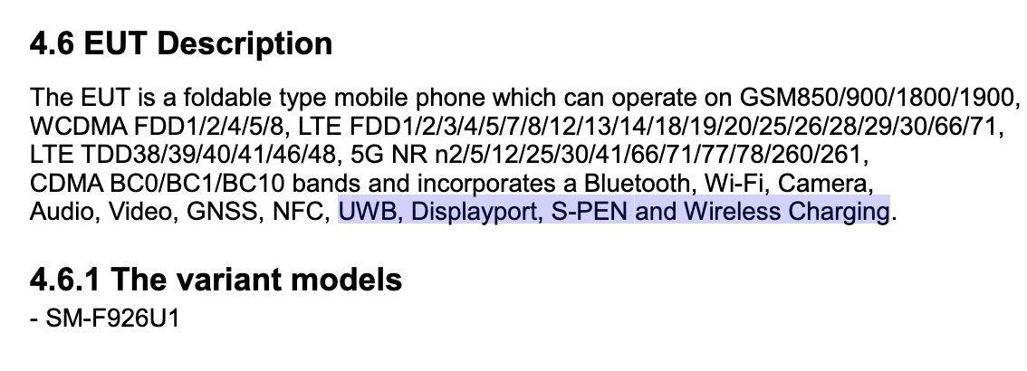 دو گوشی گلکسی زد فولد 3 و زد فلیپ 3 سامسونگ مجوز FCC را دریافت کردند