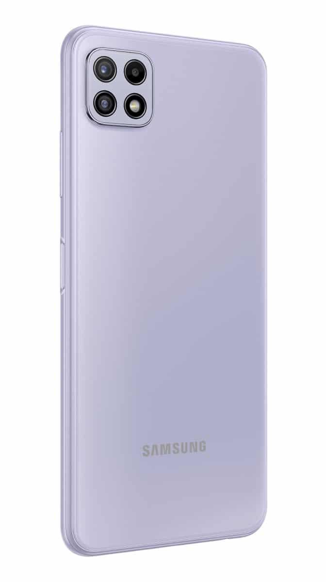 دو گوشی گلکسی A22 5G و 4G سامسونگ با قیمت بسیار ارزان رسما معرفی شدند