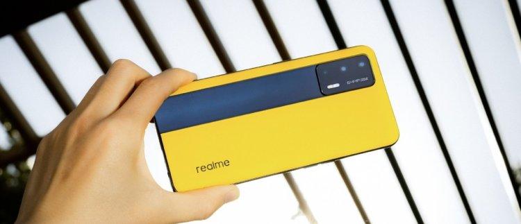 ریلمی گوشی قدرتمند جی تی فایوجی مستر ادیشن را روانه بازار خواهد کرد