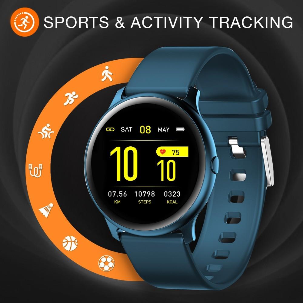 ساعت هوشمند ارزان Gionee StylFit GSW7 در هند با مشخصات عالی رونمایی شد