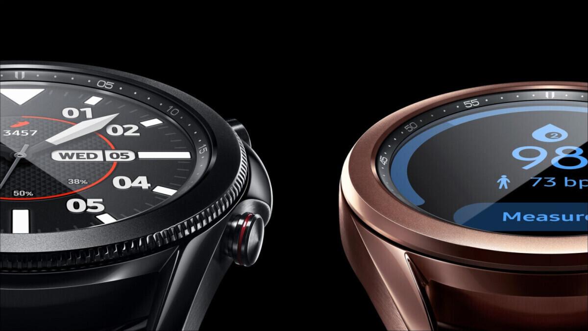 ساعت هوشمند گلکسی واچ 4 سامسونگ قابلیت نظارت روی بادی کامپوزیشن را دارد