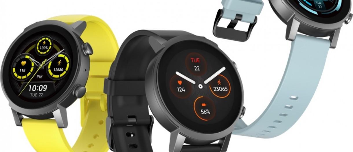 ساعت هوشمند TicWatch E3 با قیمت معقول و چیپست Wear 4100 معرفی شد