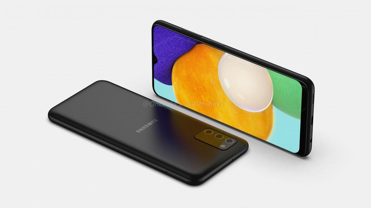 سامسونگ به زودی گوشی گلکسی A03s را وارد بازار خواهد کرد
