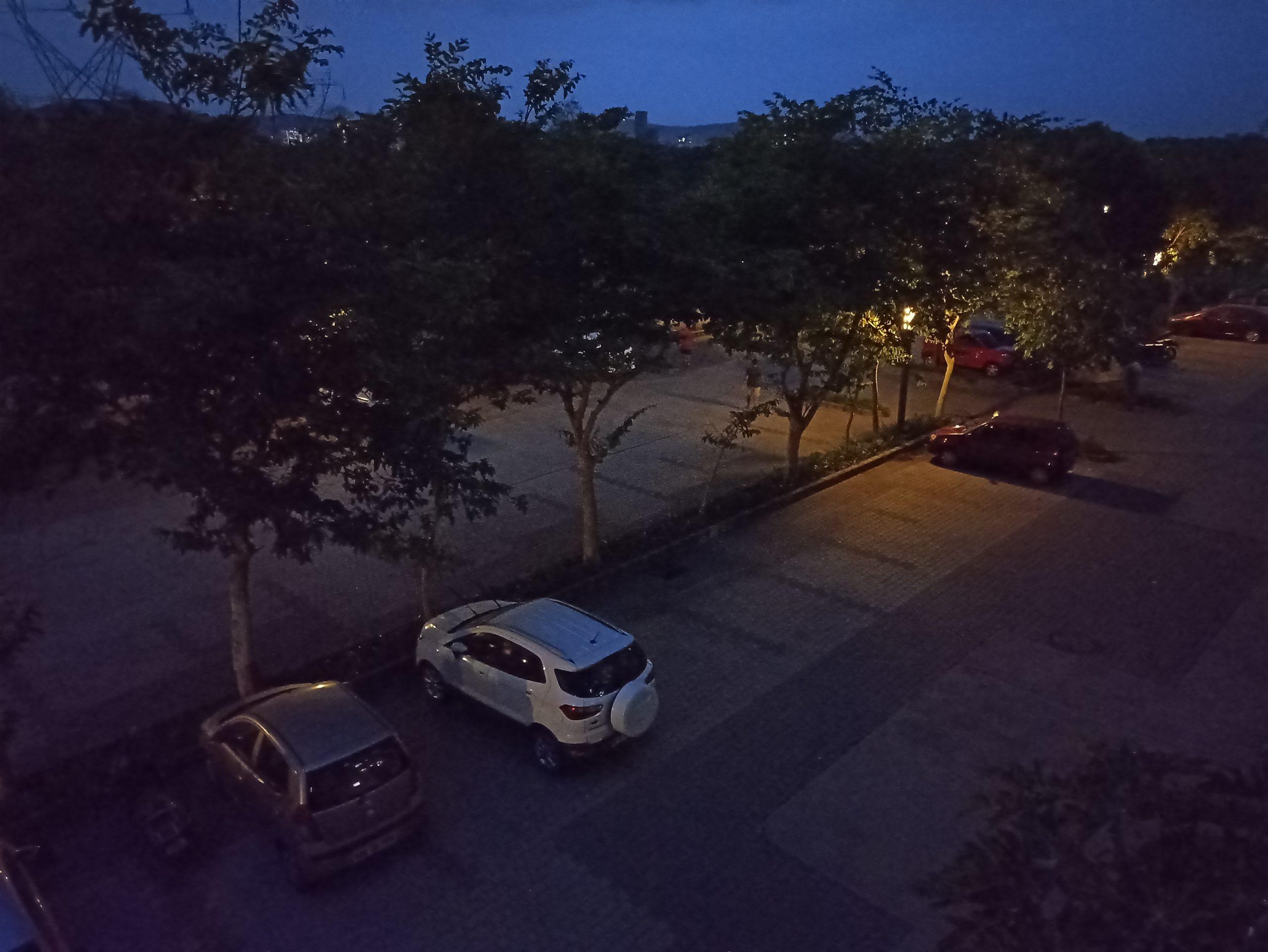 عکاسی در شب خودکار. scaled