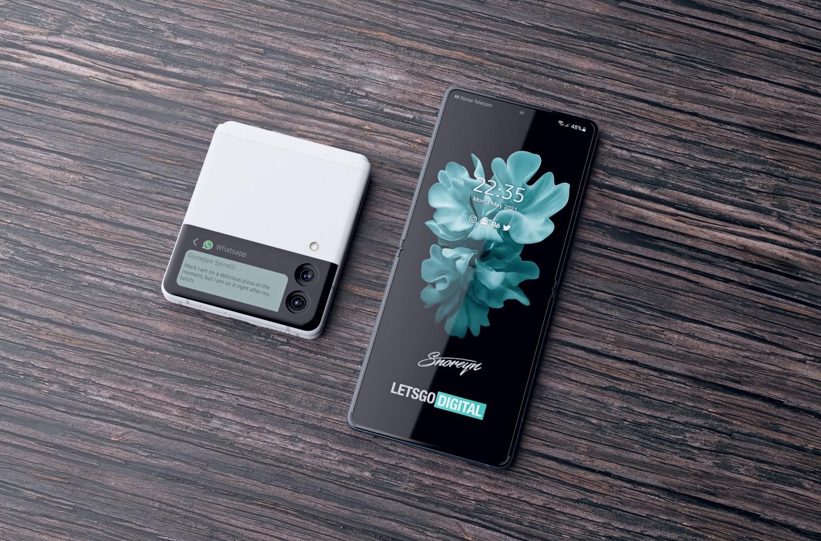 قیمت دو گوشی گلکسی زد فلیپ 3 و زد فولد 3 چقدر خواهد بود؟
