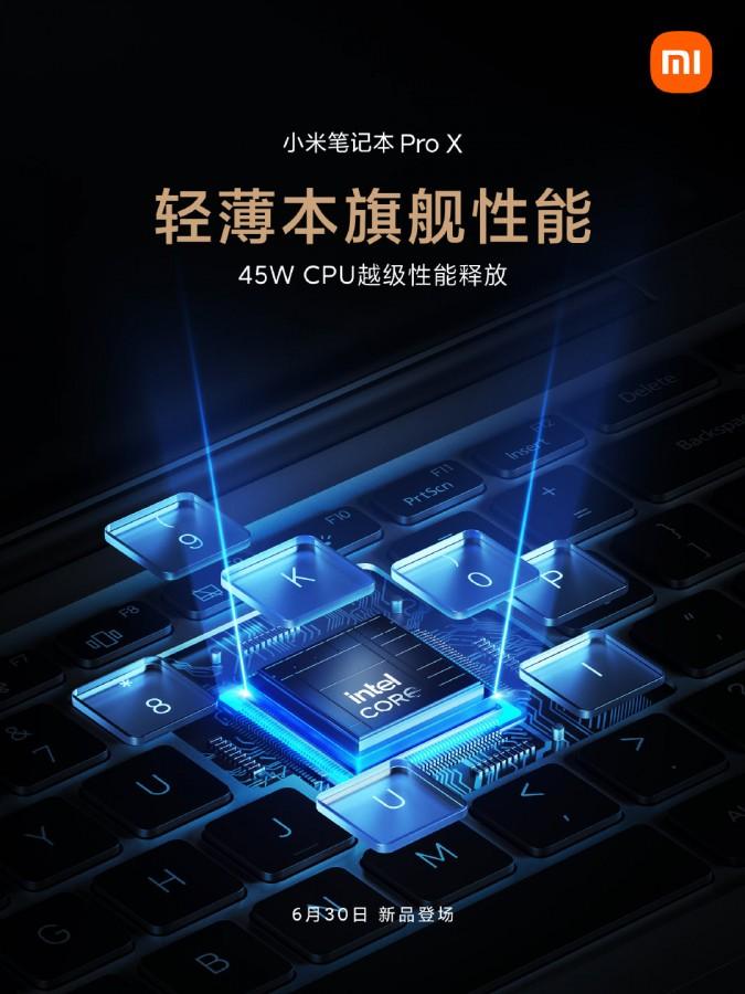 لپ تاپ قدرتمند Mi Notebook Pro X شیائومی چه زمانی معرفی خواهد شد؟