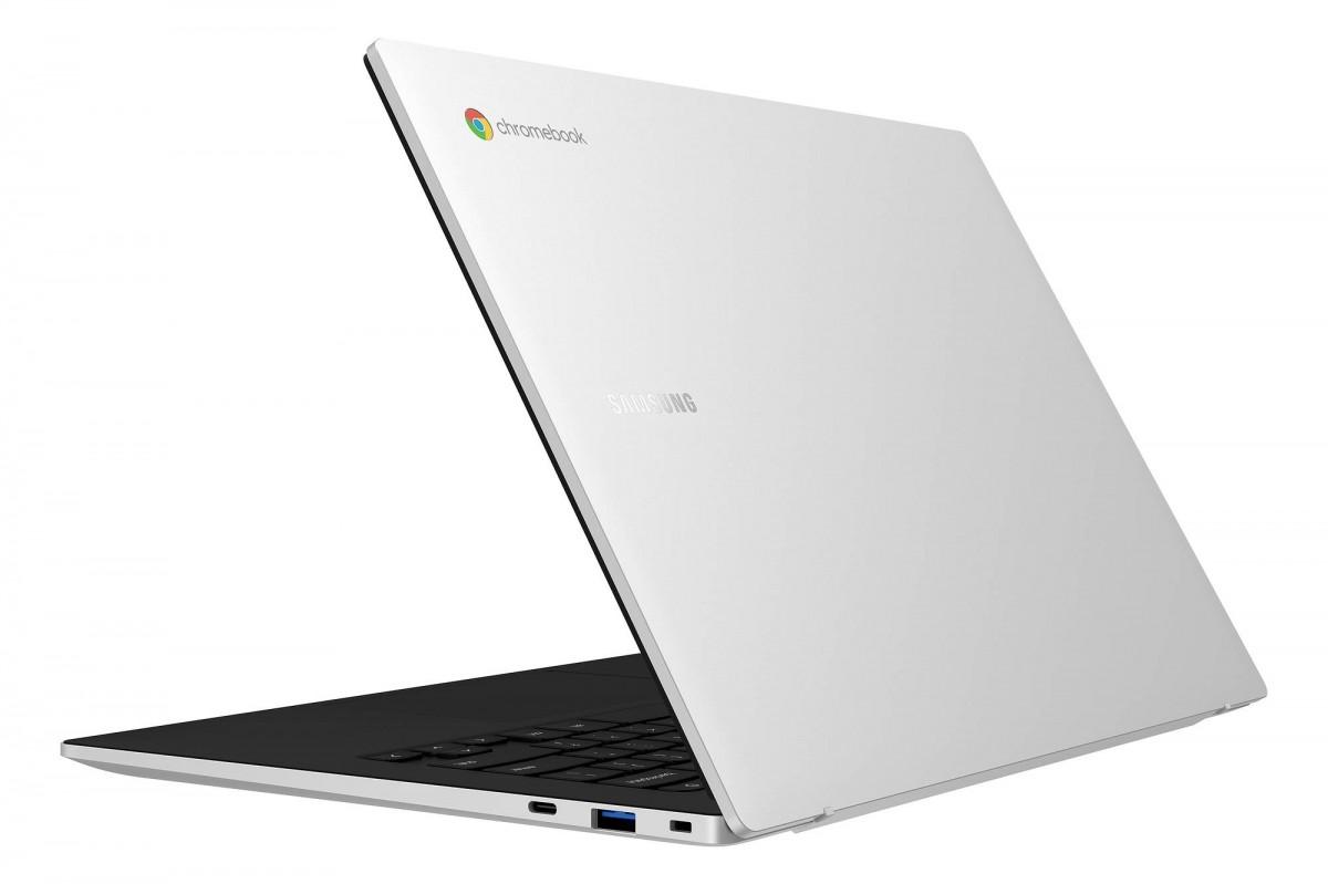 لپ تاپ گلکسی کروم بوک گو سامسونگ در سکوت با پردازنده سلرون اینتل معرفی شد