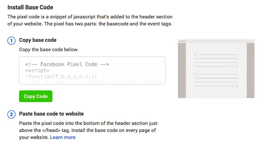 نصب کد