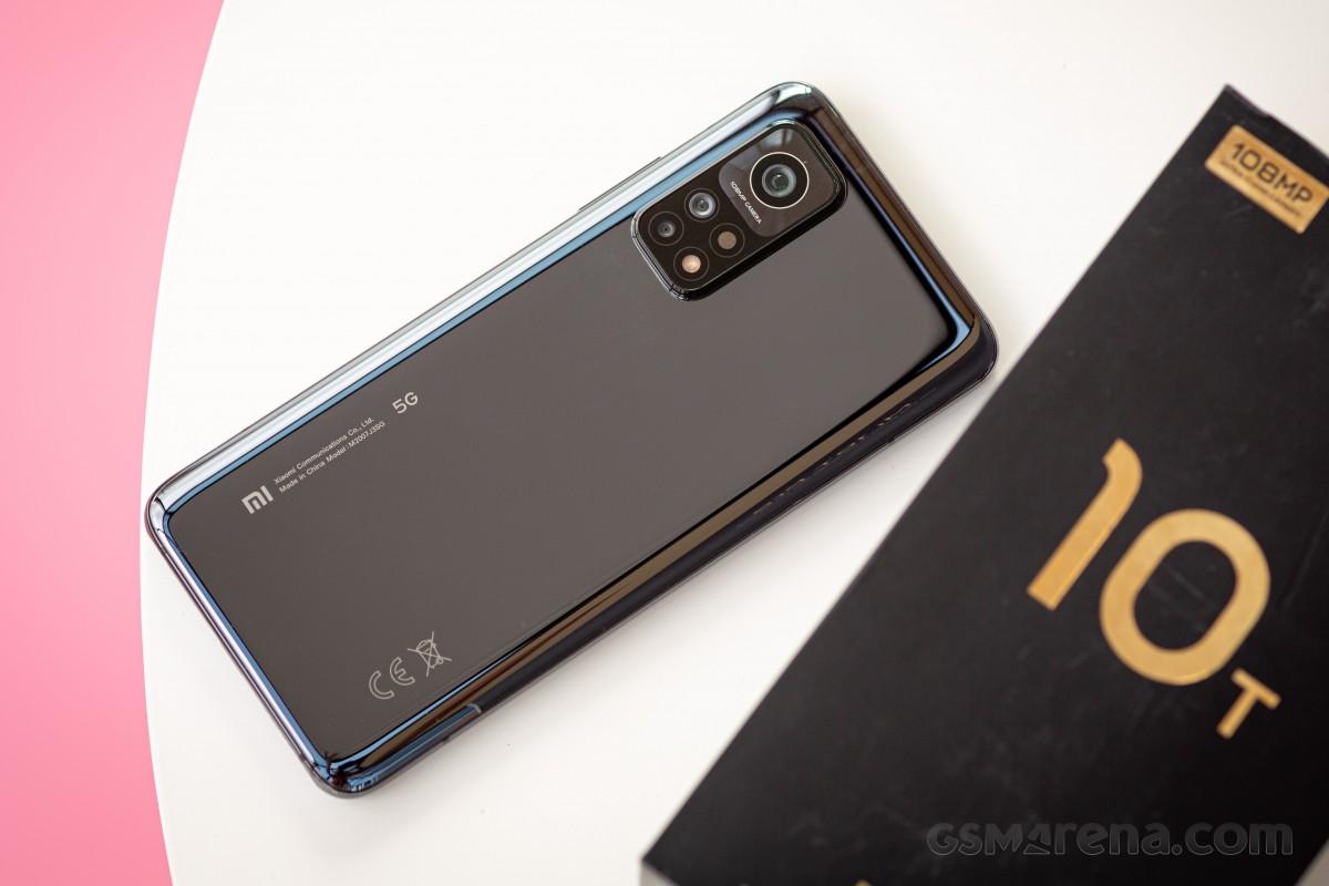 کاربران اروپایی دو گوشی می 10 تی و می 10 تی پرو آپدیت MIUI 12.5 را دریافت کردند