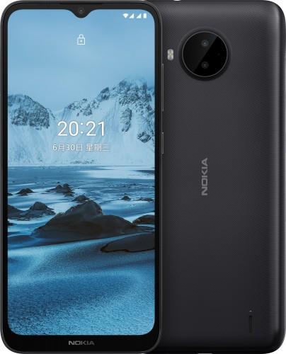 گوشی C20 Plus نوکیا با نمایشگر 6.5 اینچی معرفی شد