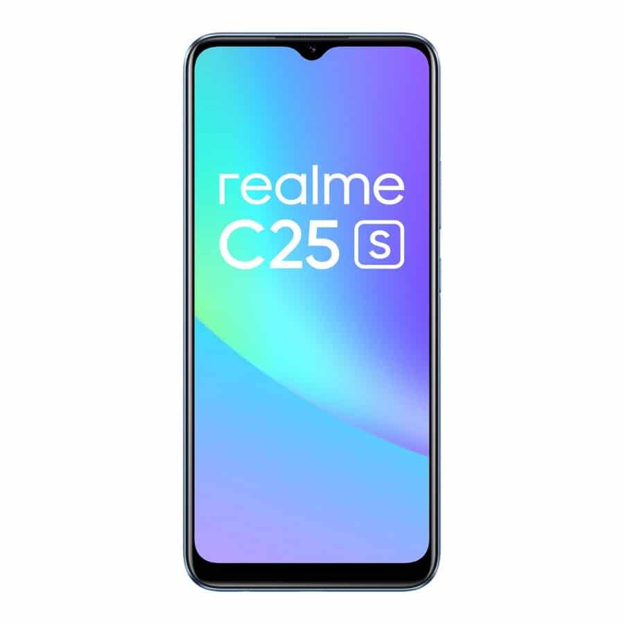 گوشی C25s ریلمی با چیپست هلیو جی 85 رسما معرفی شد