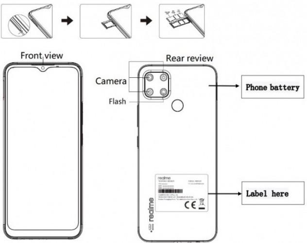 گوشی Realme C21Y مورد تایید سازمان NBTC قرار گرفت