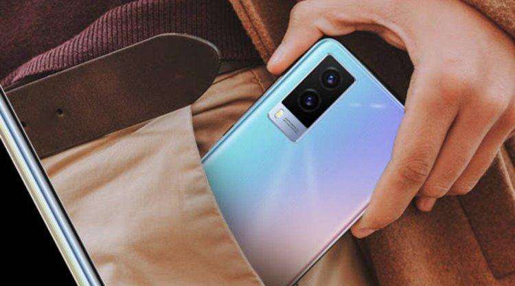 گوشی V21e 5G ویوو رسما در هند معرفی شد