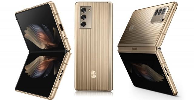گوشی W22 5G مدل ممتاز زد فولد 3 برای کاربران چینی خواهد بود