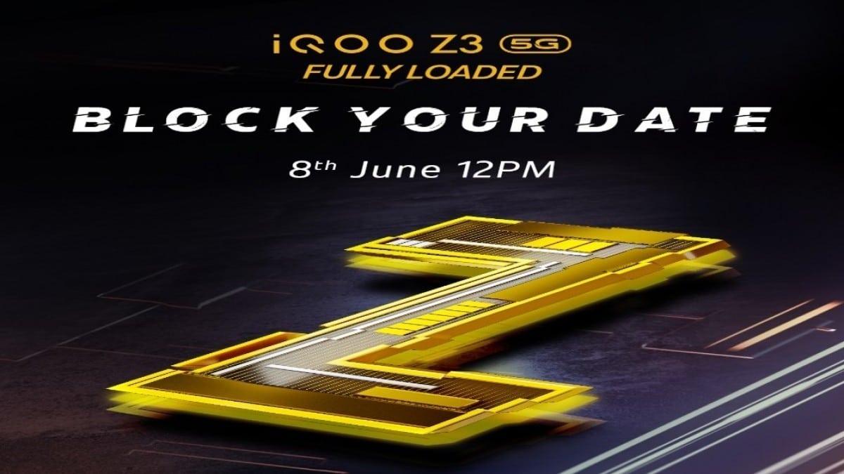 گوشی iQOO Z3 با چه قیمتی وارد بازار هند خواهد شد؟