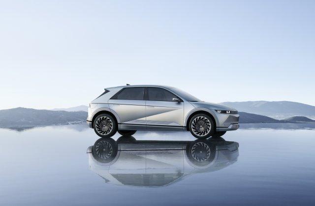 بررسی خودرو آیونیک 5 از هیوندای: روی خط فناوری!