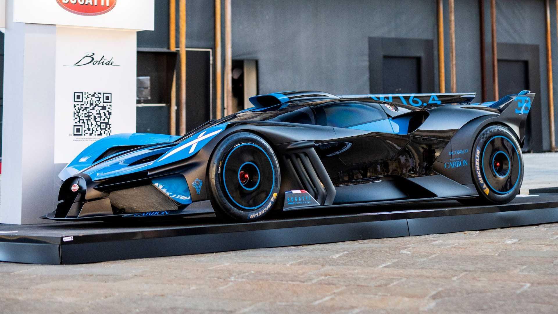 2021 bugatti chiron super sport public debut 8