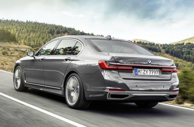 2021 BMW 7 Series 1