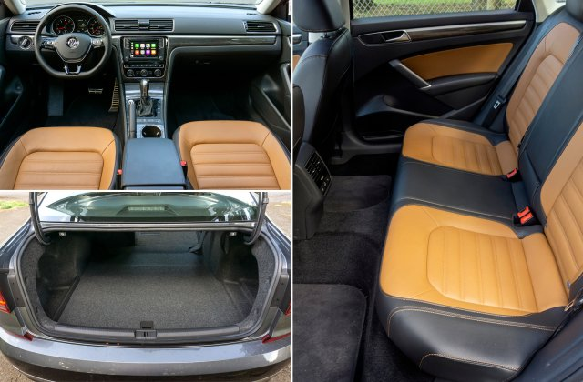 2021 VW Passat 5 1