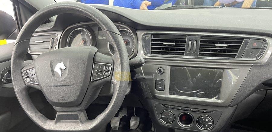طراحی داخلی خودروی تارا