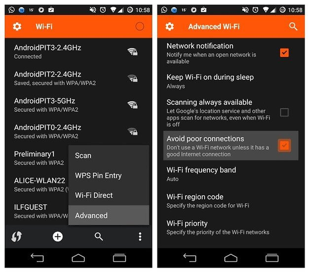AndroidPIT WiFi Avoid Poor Connections w628