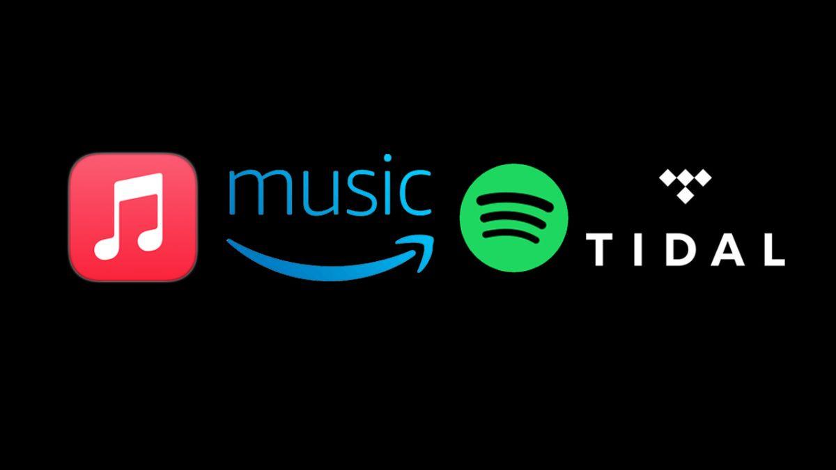 Apple Music vs Spotify vs Amazon Music HD vs Tidal