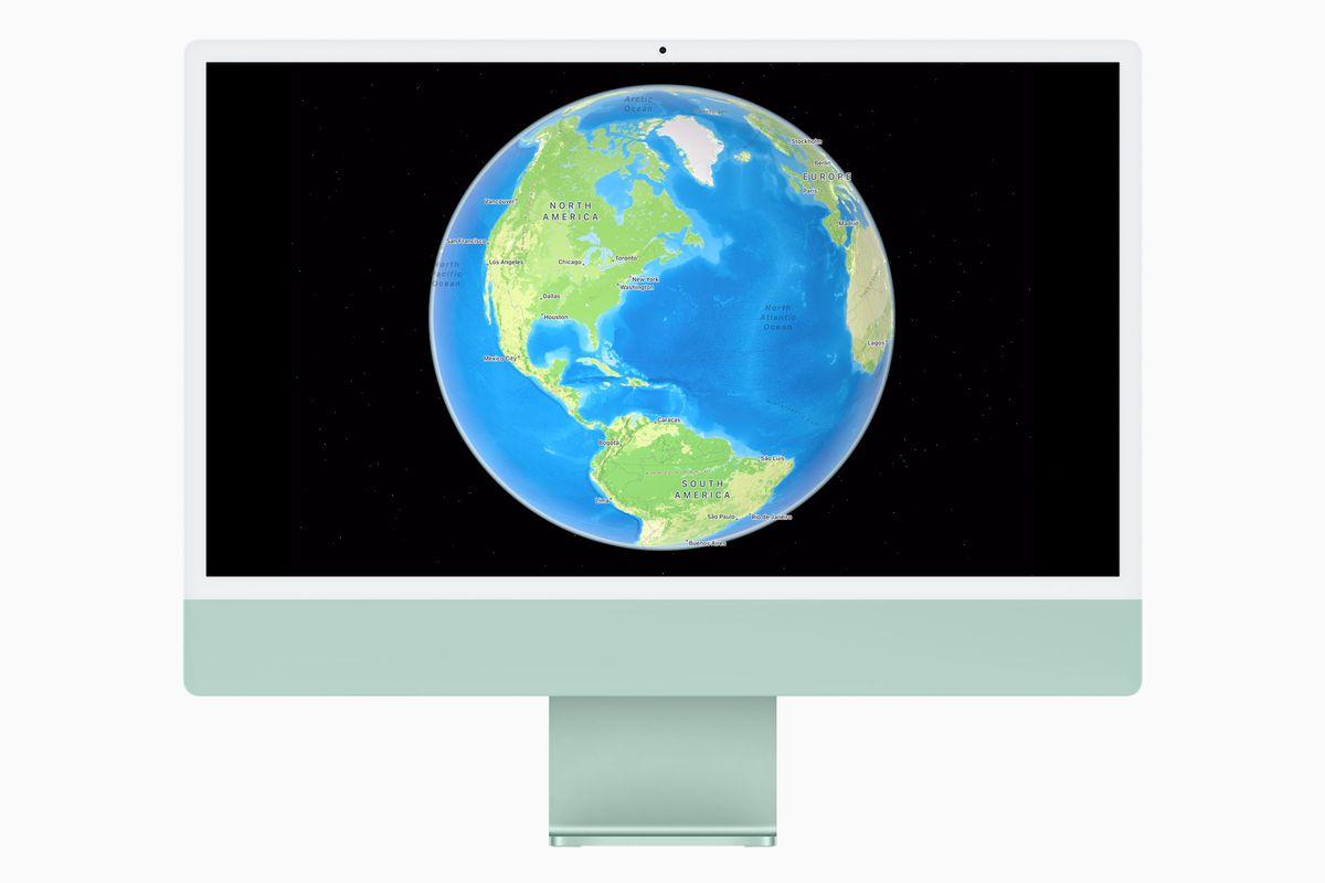 Apple macos monterey maps 06072021.0