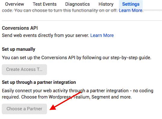 Choose a Partner