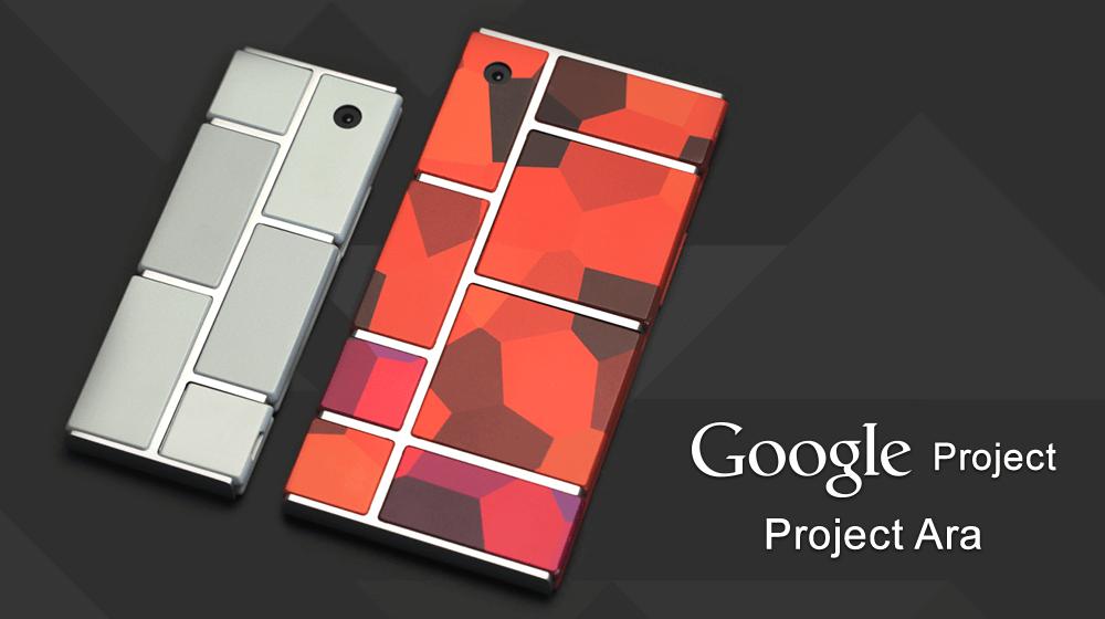 Google Project Project Ara
