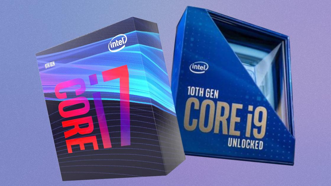 مقایسه Core i9 و Core i7