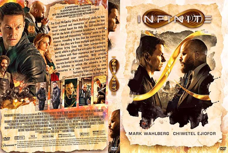 Infinite 2021 DVD thumb