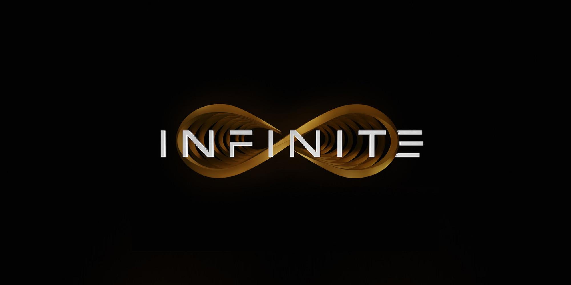 Infinite Movie Logo