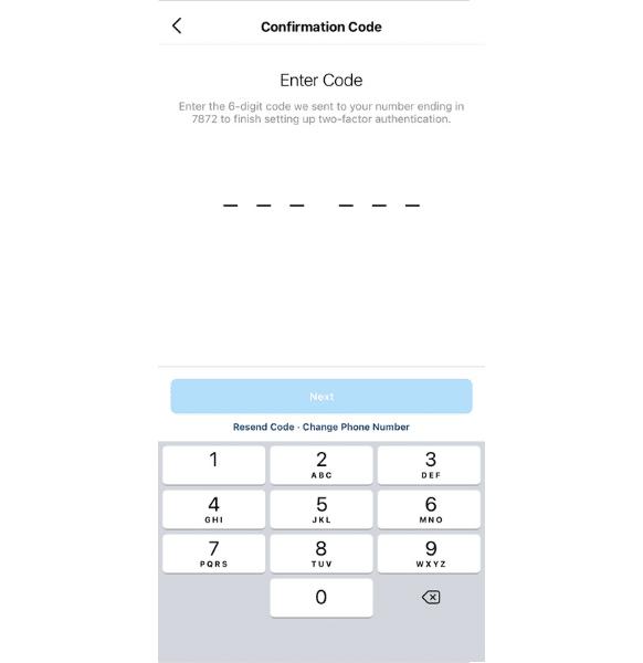 Instagram account hacked