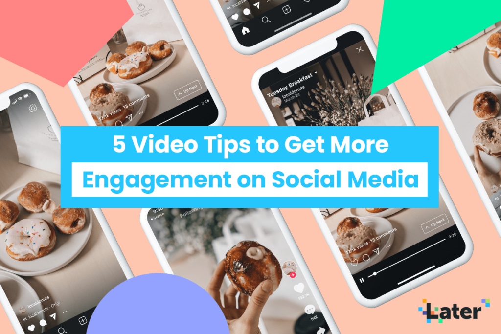 Mar3 5 Video Tips to Get More Engagement on Social Media Share 1024x683 1