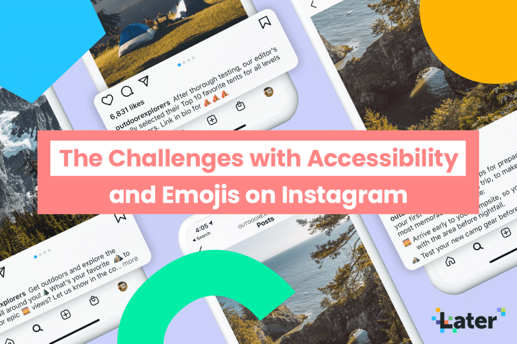 Mar3 The Challenges with Accessibility and Emojis on Instagram Share 1024x683 1