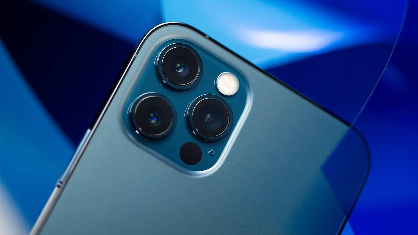 NextPit iPhone 12 Pro camera w1400h788