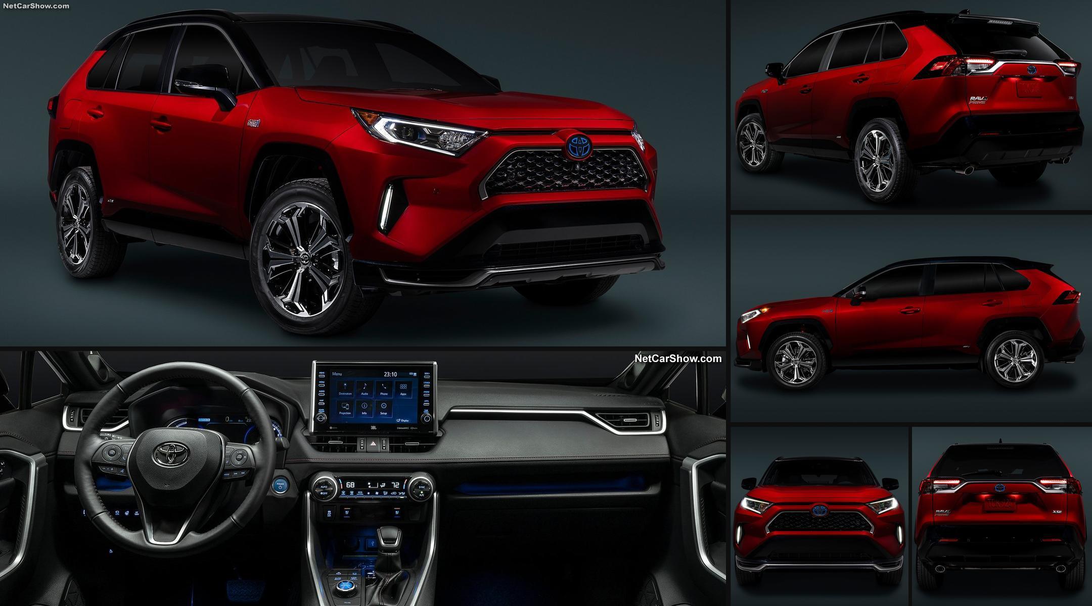 Toyota RAV4 Prime 2021 ig