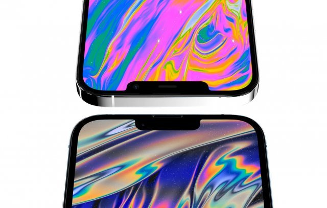 csm Apple iPhone 13 vs iPhone 12 kleinere Notch 2 084dbbe91e pcgh 1